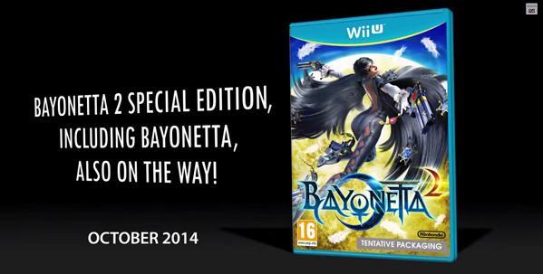 Bayonetta 2 European editions detailed following confusion
