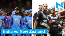 World Cup 2019: India vs New Zealand warm-up match preview