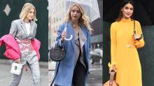 Henkeltaschen – der Trend auf der Modewoche in New York!