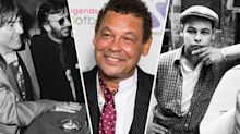 Craig Charles recalls berating George Harrison and Ringo Starr at a dinner party