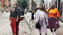 Plus-size blogger starts #FatAtFashionWeek hashtag to encourage diversity this season