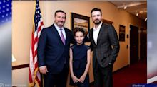 Chris Evans Responds To Backlash Over That Ted Cruz Photo