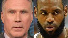 Will Ferrell Makes TV Plea For LeBron James To Run For President