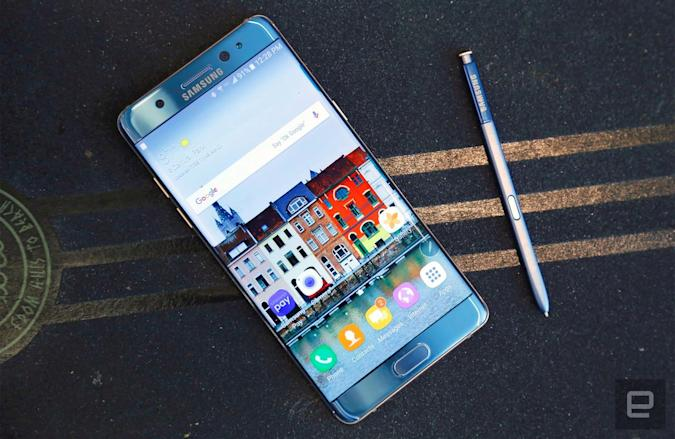 Samsung reportedly gearing up to announce a Galaxy Note 7 recall (updated)