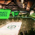 Amazon will rename a Seattle sports stadium 'Climate Pledge Arena' after buying the naming rights