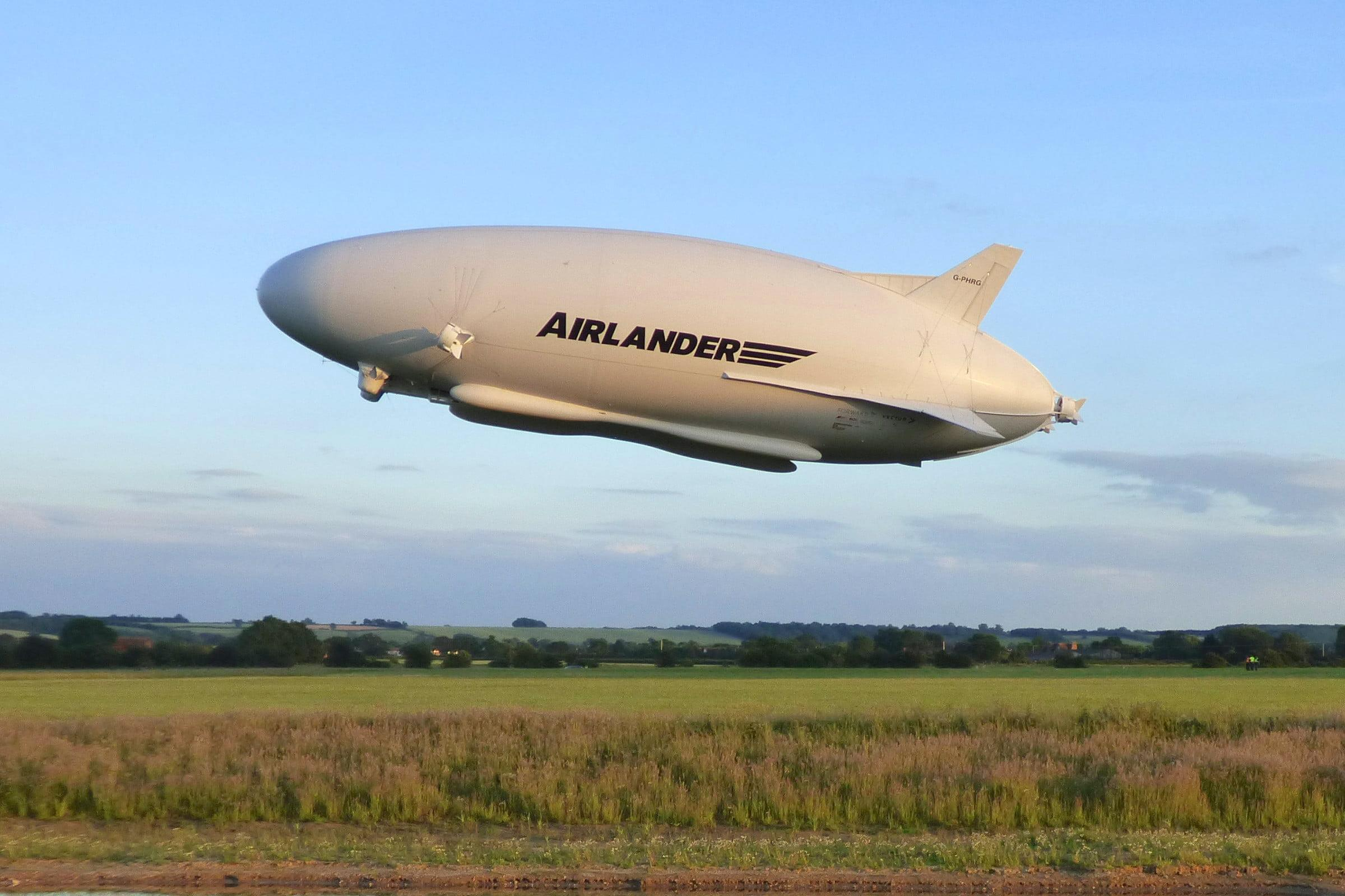 World's largest aircraft tears itself apart