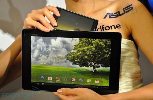 ASUS announces the PadFone (update: eyes-on!)