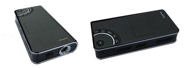 Tursion TS-102 is an Android computer disguised as a pico projector