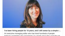 Twitter calls viral advice column job shaming and a 'discriminatory, awful idea'