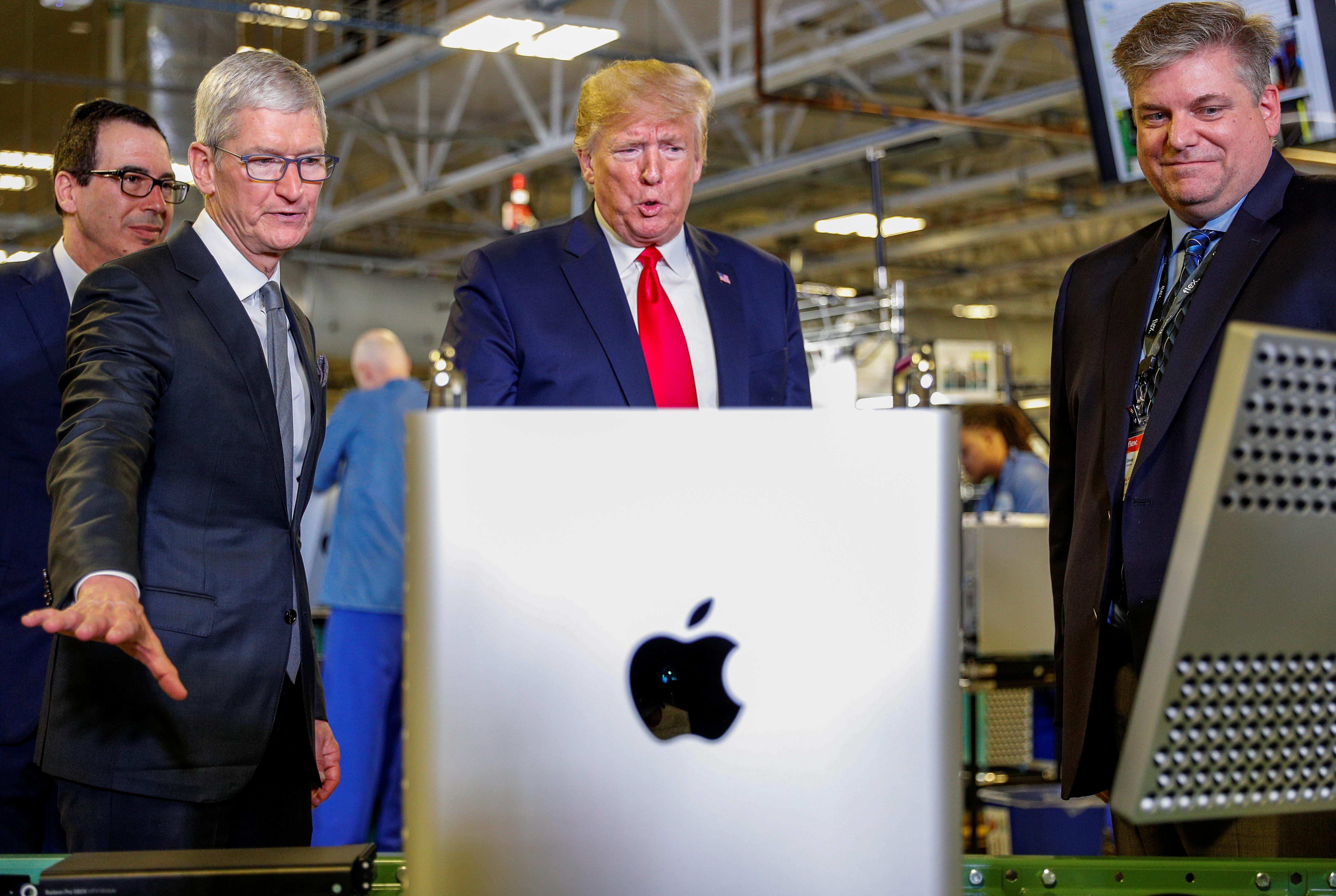 No, That Mac Factory in Texas Is Not New