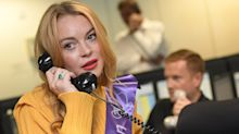 Lindsay Lohan tiene algo que decir sobre Donald Trump