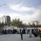 Vote count begins after chaotic Afghan elections