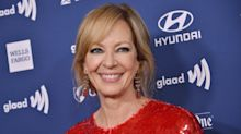 Allison Janney reveals co-star asked her to put Neosporin on lips before kissing scene