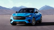 2021 Ford Mustang Mach-E GT final EPA range estimates are higher than predicted
