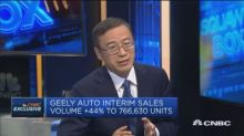 China is a big market for MPVs: Geely Automobile