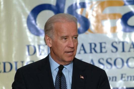 VP Joe Biden: 'No legal reason' the US can't tax violent media