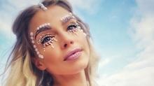 Makeup con perlas, la nueva exótica tendencia que es furor en Instagram