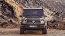 Mercedes finally launches all-new G-Class in Detroit