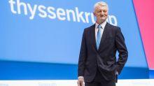 Aktionäre stärken Heinrich Hiesinger