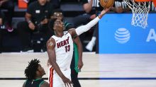 Bam! Adebayo's block the talk of the town