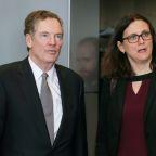 EU open to discussing cars, not farming in U.S. trade talks