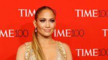 Deslumbra Jennifer Lopez en la Gala Time 100