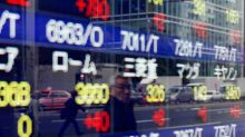 Asian Equities Rise; China Reports Disappointing Export Data