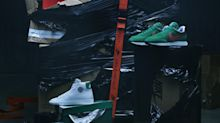 'About every 10 seconds now': Why sneaker collabs are on the rise