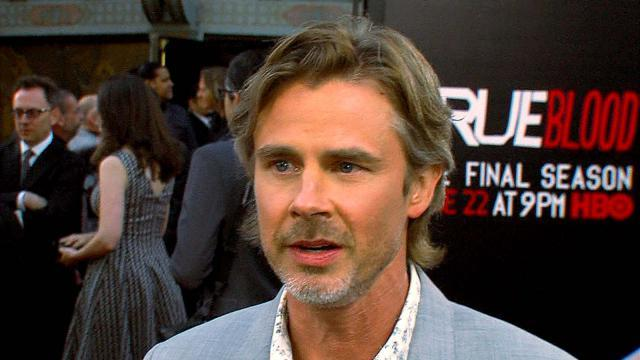 Sam Trammell: 'True Blood' Season 7 Is A 'Mad House'