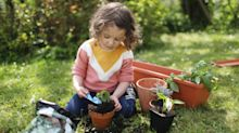 Easiest ways to get children into gardening