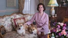 Olivia Colman told she 'walks like a farmer' while filming The Crown