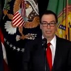 Mnuchin: markets will tank without tax reform