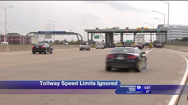 Illinois speed limits often ignored