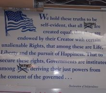 Arizona Teacher Makes Students Recite Gender-Neutral Version Of Declaration Of Independence