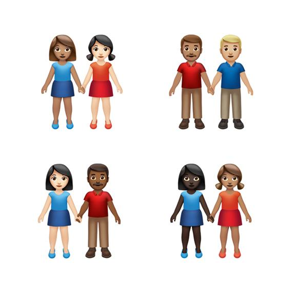 Take a look at the 59 new Emojis Apple is rolling out later this year