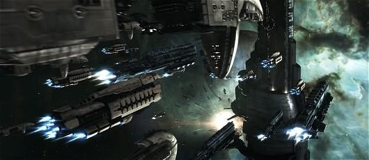 New EVE Online trailer highlights the player behind the space ship