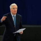 EU open to more ambitious deal with Britain: Barnier
