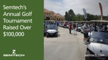 Semtech's Annual Golf Tournament Raised Over $100,000 for Family Support Services