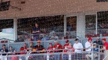 Bienen-Attacke legt MLB-Spiel in Cincinnati lahm