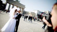 Heirats-Statistik: Es liegt Liebe in der Berliner Luft