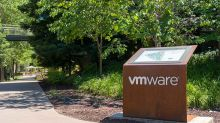 VMware Earnings Beat As Stock Consolidates Amid Parent Dell's Moves