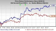 3 Reasons to Bet on Old Second Bancorp (OSBC) Stock Now