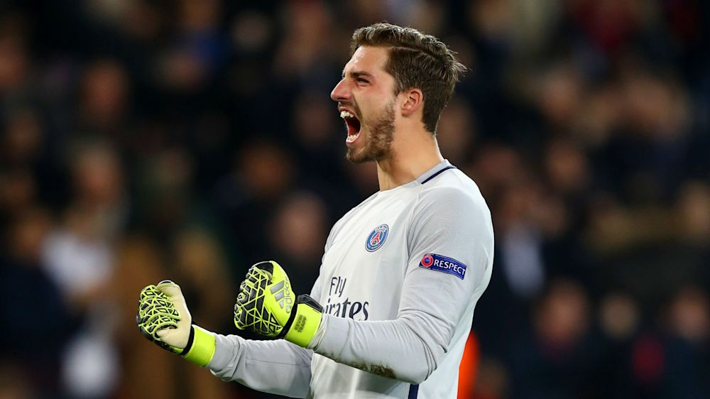 Trapp shutout at Angers pleases PSG boss Emery