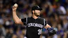 After beating cancer twice, Chad Bettis is ready to enjoy life and baseball