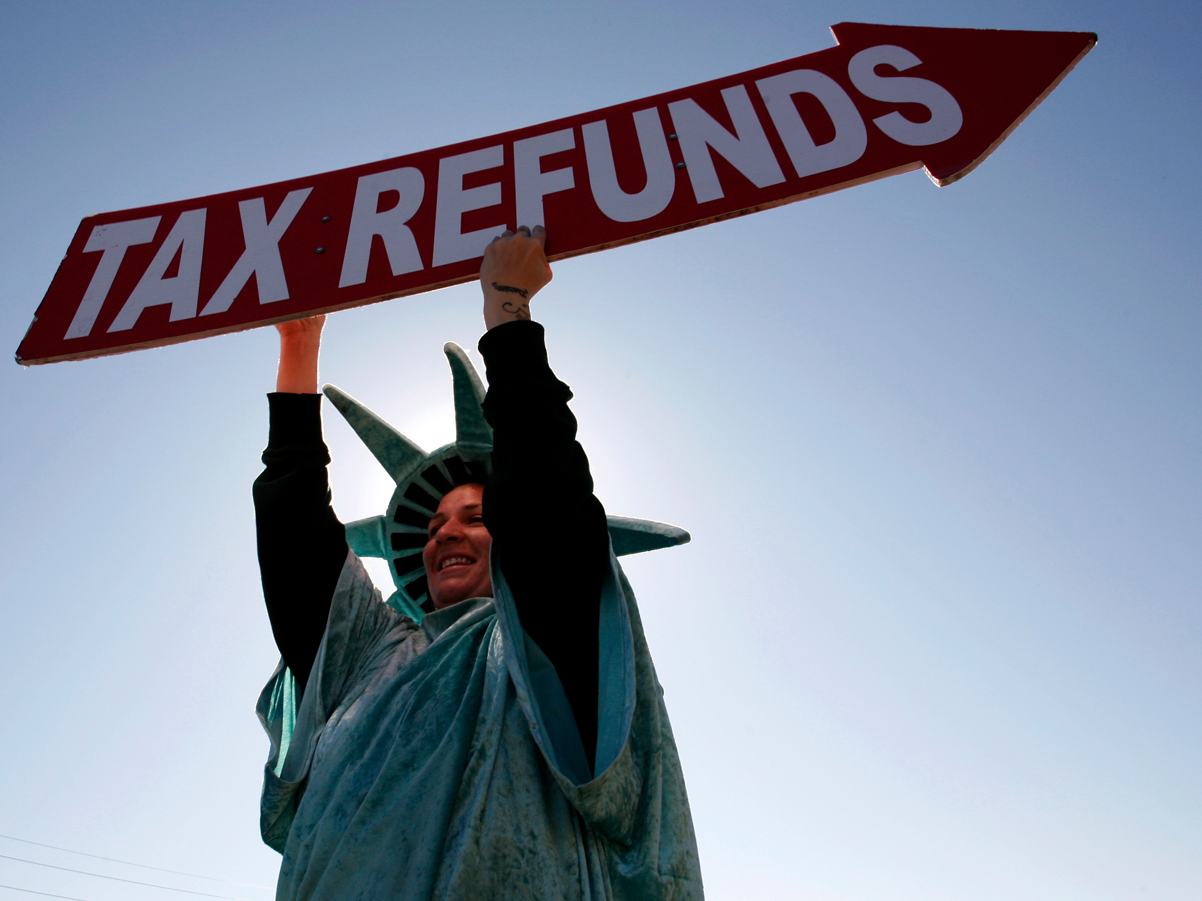 Federal tax refund fucked