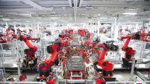 Elon Musk promised a Tesla 'alien dreadnought' factory — but what we got was a tent (TSLA)