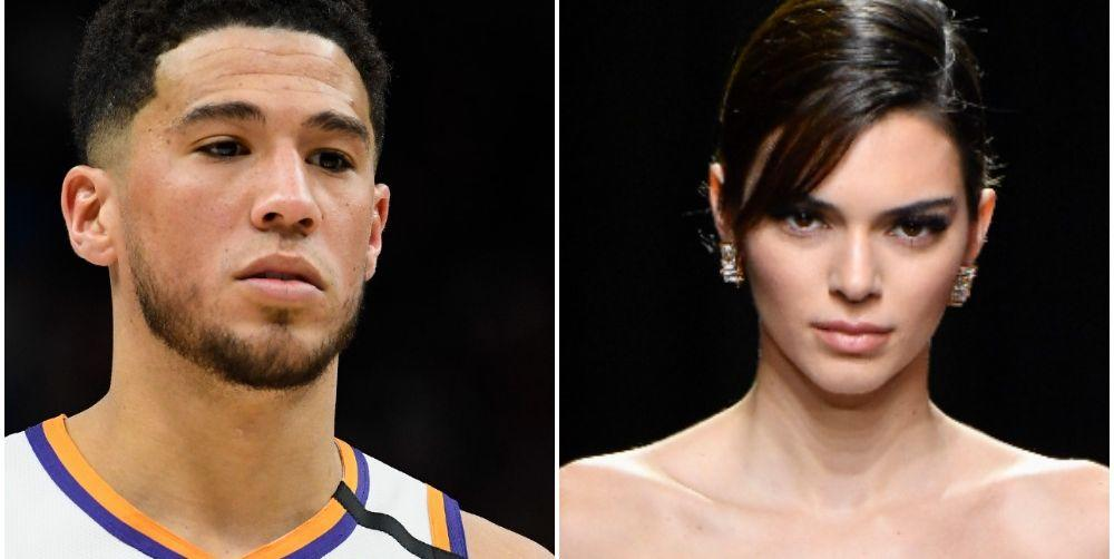 Kendall Jenner Makes It Instagram Official With Boyfriend Devin Booker - Yahoo Lifestyle