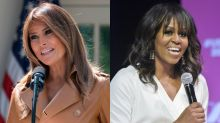 Melania Trump accused of stealing from Michelle Obama — again — for her 'Be Best' platform