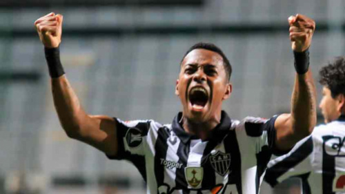 Fred faz quatro, Galo goleia o Sports Boys e assume ponta do grupo 6