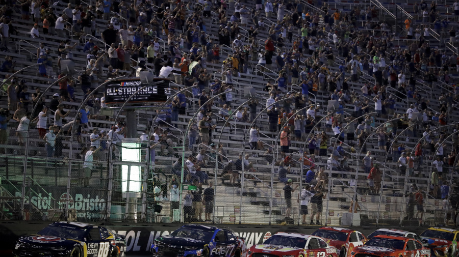 Speedway Motorsports sought tax incentives